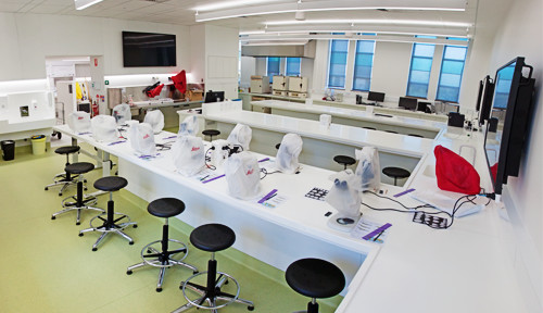 Teaching Laboratory