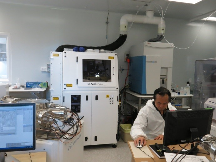 Radiogenic Isotope Facility - School of Earth and
