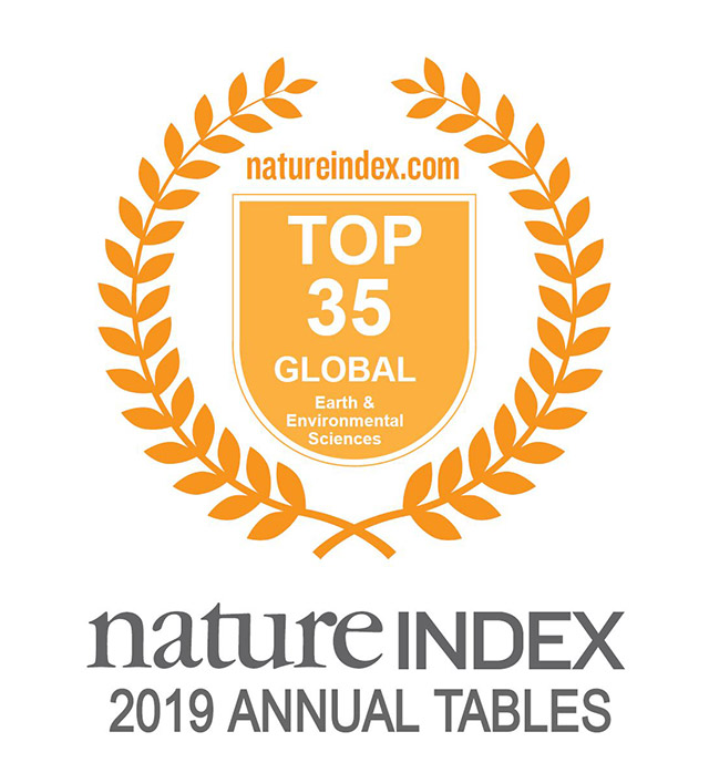 Nature Index Top 35