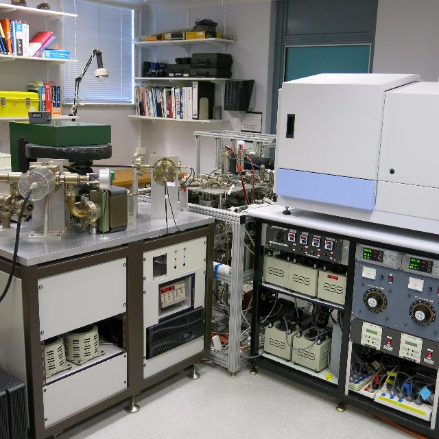 The Mass Analyser Products 215-50 noble gas mass-spectrometer